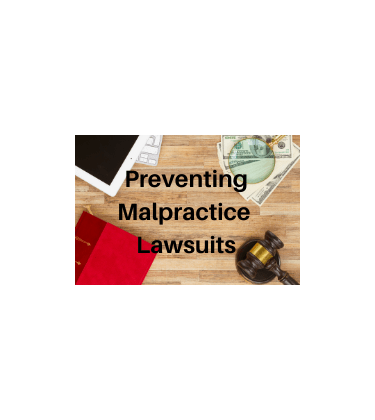 Prevent medical malpractice